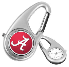 Alabama Crimson Tide Carabiner Watch