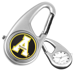 Appalachian State Mountaineers Carabiner Watch