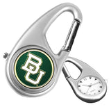 Baylor Bears Carabiner Watch