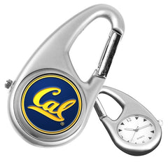 California Golden Bears Carabiner Watch