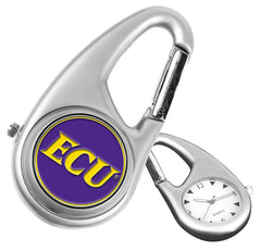 East Carolina Pirates Carabiner Watch