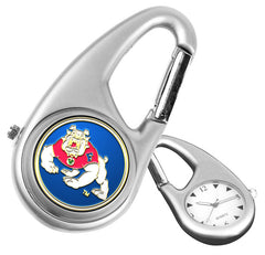 Fresno State Bulldogs Carabiner Watch