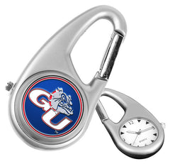 Gonzaga Bulldogs Carabiner Watch