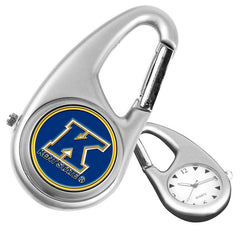 Kent State Golden Flashes Carabiner Watch