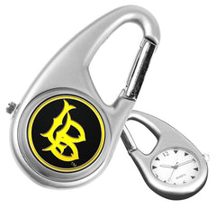 Long Beach State 49ers Carabiner Watch