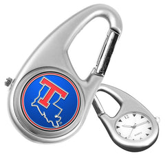 Louisiana Tech Bulldogs Carabiner Watch