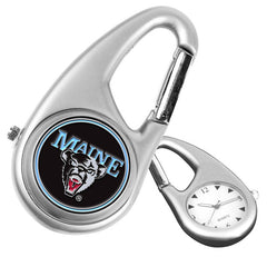 Maine Black Bears Carabiner Watch