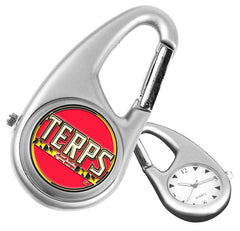 Maryland Terrapins Carabiner Watch