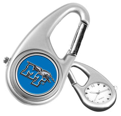 Middle Tennessee State Blue Raiders Carabiner Watch