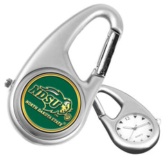 North Dakota State Bison Carabiner Watch