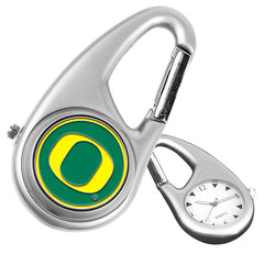 Oregon Ducks Carabiner Watch