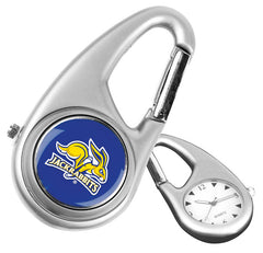 South Dakota State Jackrabbits Carabiner Watch