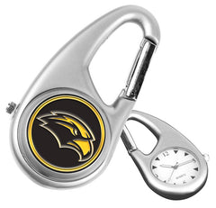 Southern Mississippi Golden Eagles Carabiner Watch