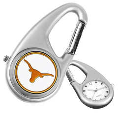 Texas Longhorns Carabiner Watch