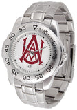 Alabama A&M Bulldogs Steel Sports Watch