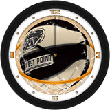 Army Black Knights Slam Dunk Wall Clock