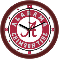 Alabama Crimson Tide Traditional Wall Clock
