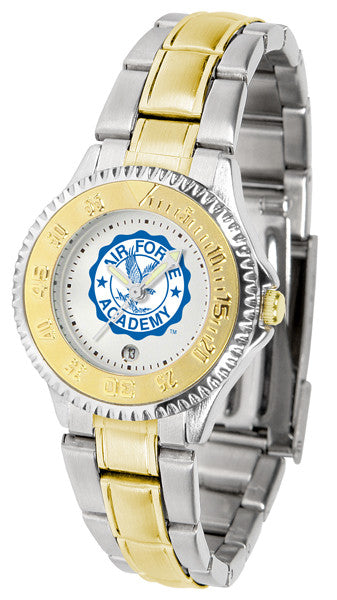 Air Force Falcons Womens Competitor Two Tone Watch