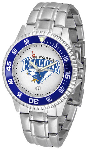 Air Force Falcons Competitor Steel Watch