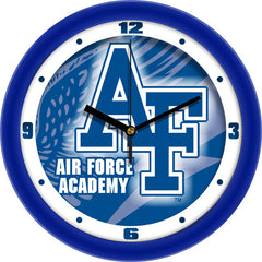 Air Force Falcons Dimension Wall Clock