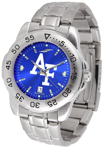 Air Force Falcons Sport Steel Anochrome Watch