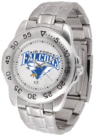 Air Force Falcons Steel Sports Watch