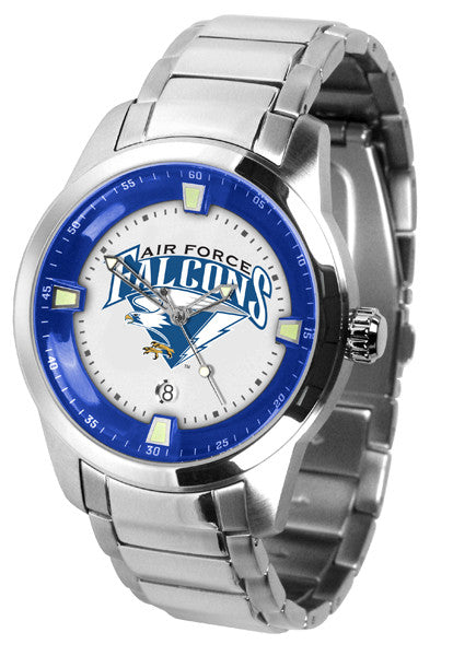 Air Force Falcons Titan Steel Watch