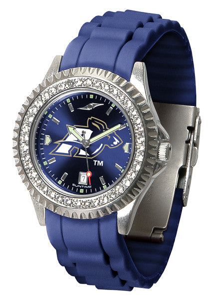 Akron Zips Womens Sparkle Watch