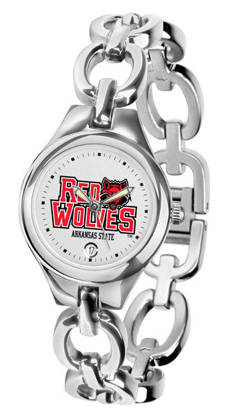 Arkansas State Red Wolves Womens Eclipse Watch
