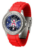 Arizona Wildcats Womens Sparkle Watch