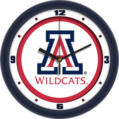 Arizona Wildcats Traditional Wall Clock