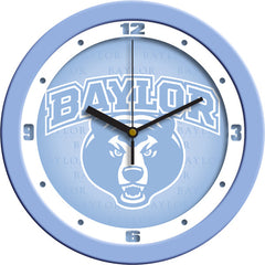 Baylor Bears Blue Wall Clock