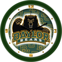 Baylor Bears Dimension Wall Clock