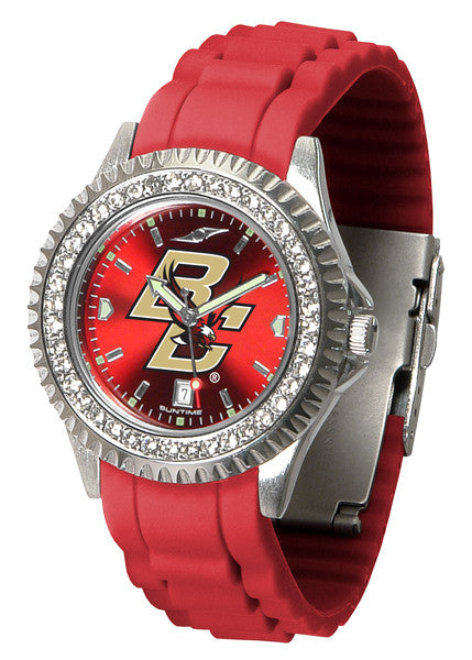 Boston College Eagles Womens Sparkle Watch