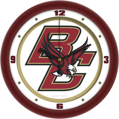 Boston College Eagles Traditional Wall Clock