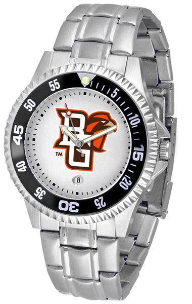 Bowling Green Falcons Competitor Steel Watch