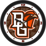 Bowling Green Falcons Dimension Wall Clock