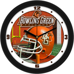 Bowling Green Falcons Football Helmet Wall Clock