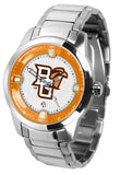 Bowling Green Falcons Titan Steel Watch