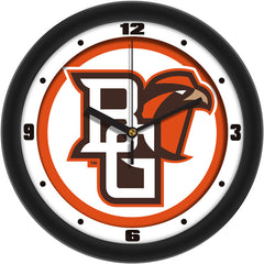 Bowling Green Falcons Traditional Wall Clock
