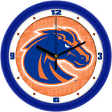 Boise State Broncos Dimension Wall Clock