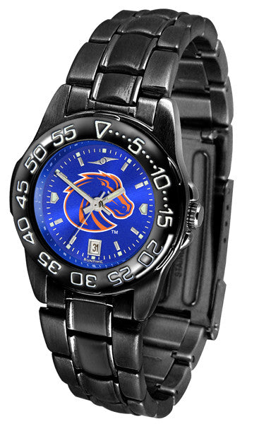 Boise State Broncos Womens Fantom Sport Anochrome Watch