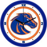 Boise State Broncos Traditional Wall Clock