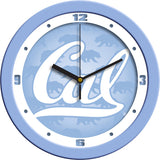 California Golden Bears Blue Wall Clock