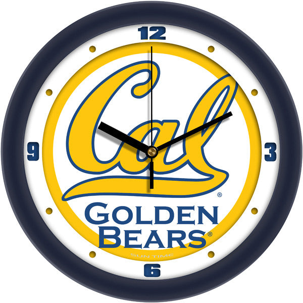 California Golden Bears Traditional Wall Clock