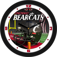 Cincinnati Bearcats Football Helmet Wall Clock
