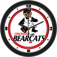 Cincinnati Bearcats Traditional Wall Clock