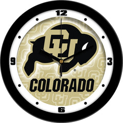 Colorado Buffaloes Dimension Wall Clock