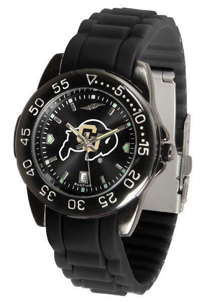 Colorado Buffaloes Fantom Sport AC Anochrome Watch