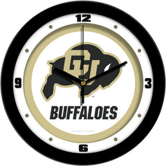 Colorado Buffaloes Traditional Wall Clock